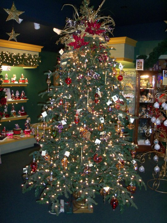 The Christmas Loft In New Hampshire Is A Magical Store