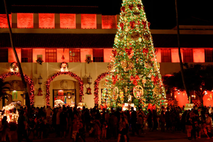 Honolulu City Lights Is Hawaiis Must Visit Christmas