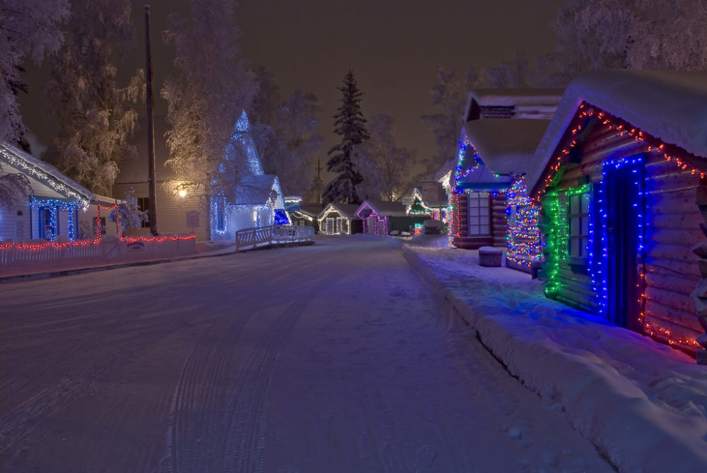 Northern Lights Montana