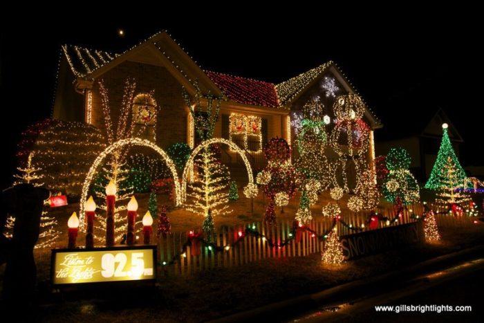 Christmas Lights In Lebanon Tn