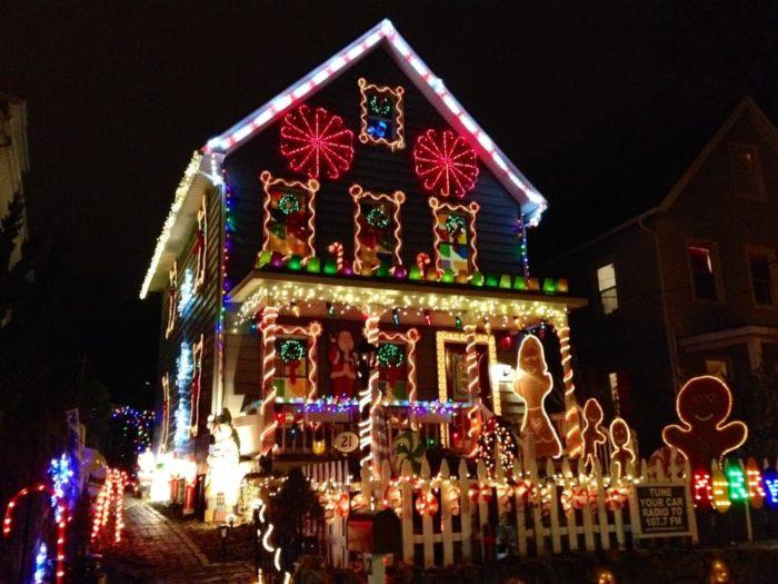 Christmas Lights Ny