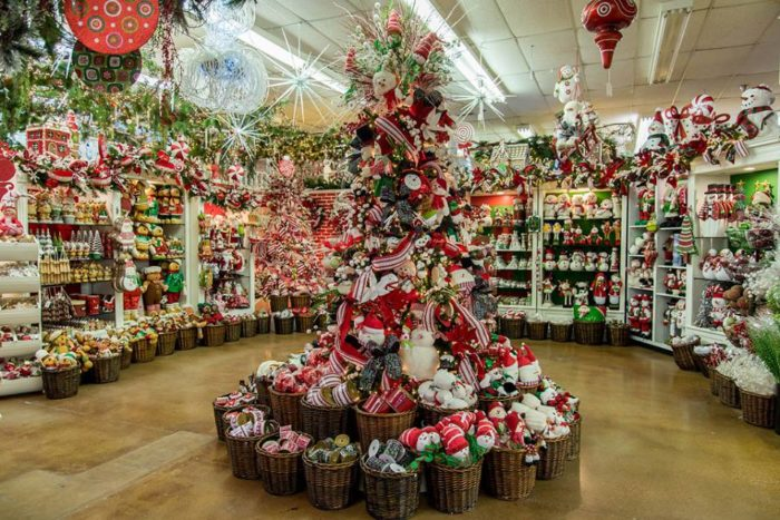The Biggest And Best Christmas Store In Texas Decorators