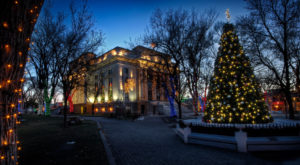 The One Town In Arizona That Turns Into A Winter Wonderland Each Year
