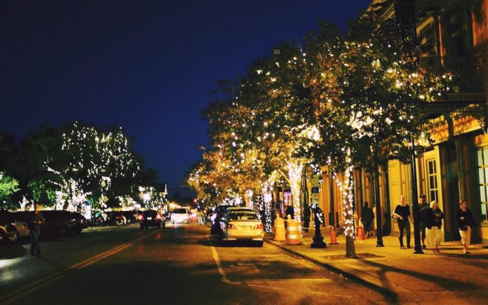 11 Main Streets In Florida Towns That Are Magical At Christmastime
