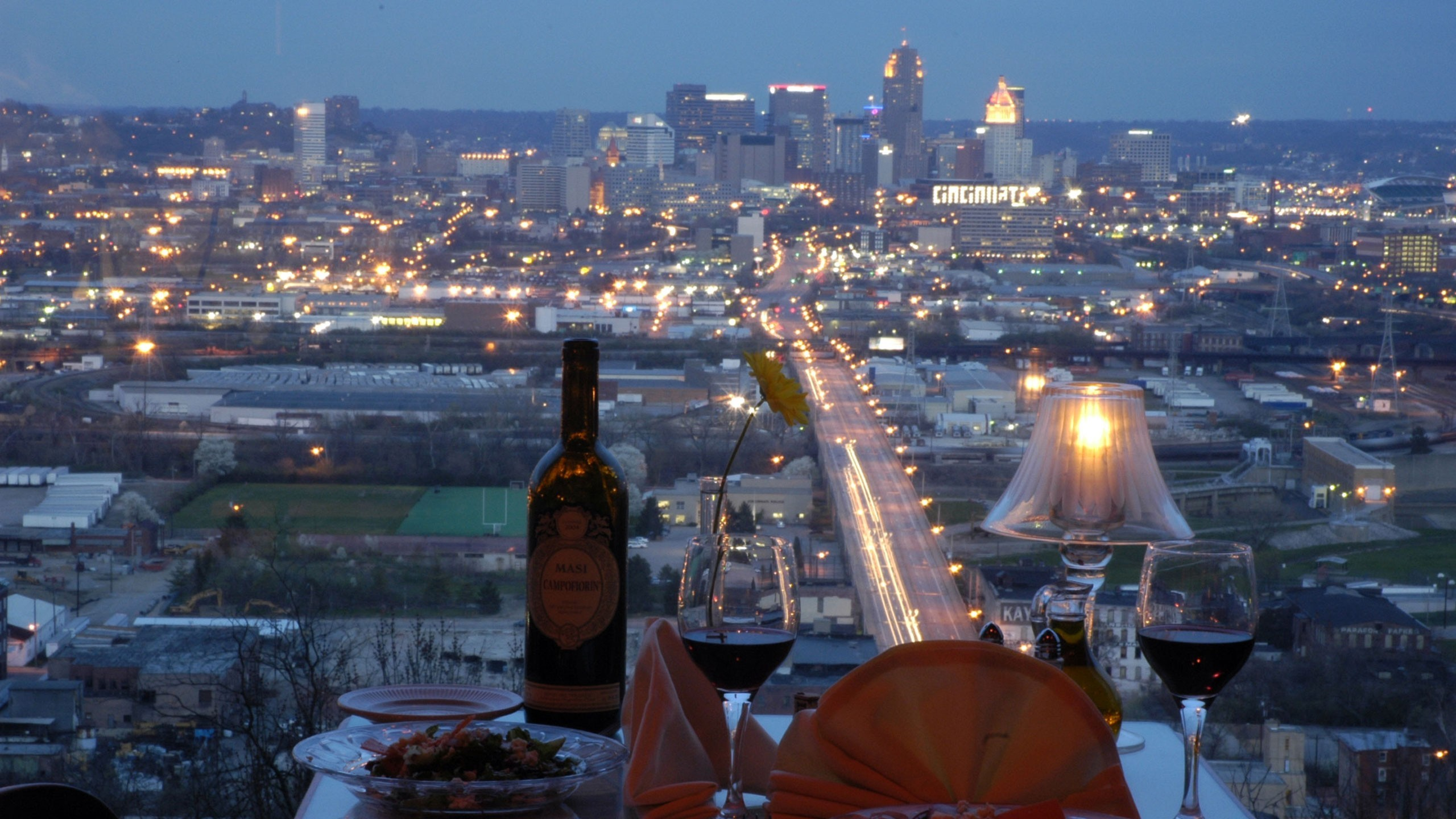 7 Best Restaurants With Views In Cincinnati