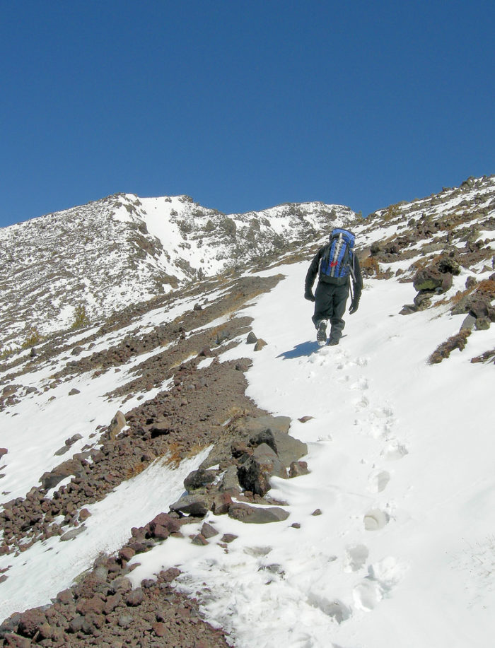 3. Of course, no list about places that look like the North Pole would be complete without mentioning Humphreys Peak, which also happens to be a tundra environment.