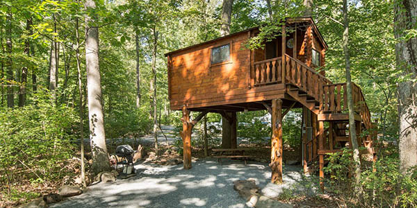 5 Best Treehouses Near Pittsburgh