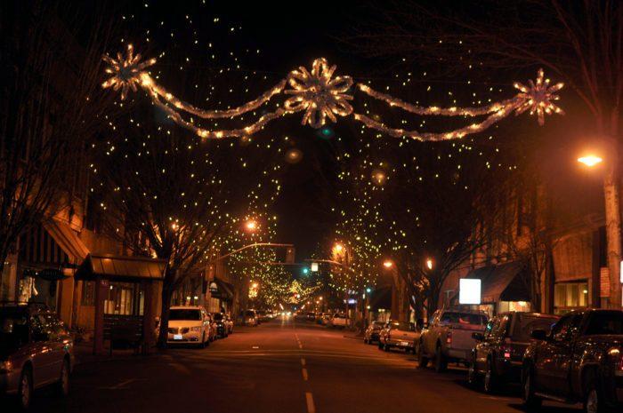 Magical Winter Lights