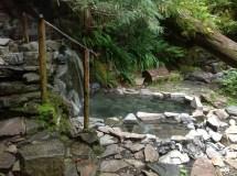 Goldmyer Hot Springs Washington