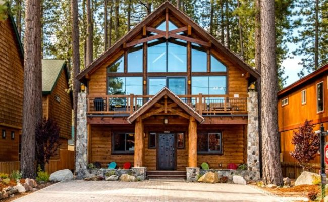 9 Best Cabins Everyone In Northern California Should Stay In