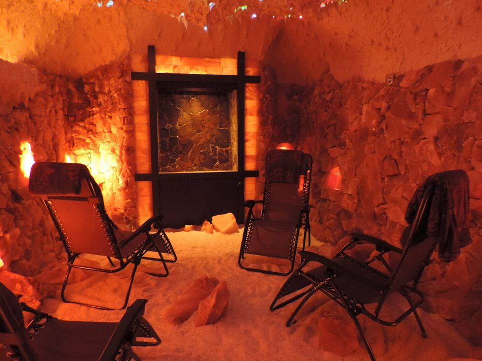 Ellicottville Salt Cave Halotherapy Spa Near Buffalo Is