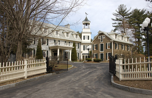 Here Are The 10 Richest New Hampshire Towns