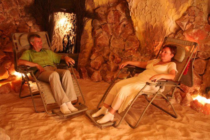 Williamsburg Salt Spa In Virginia Is A Salt Cave That Will