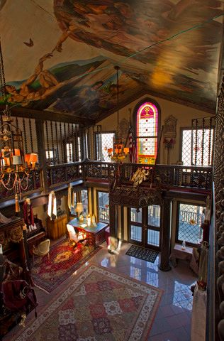 Spend the Night at Williamswood Castle in Tennessee