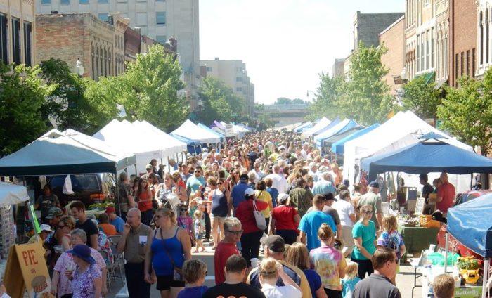 Fresh Market Open Thanksgiving Day