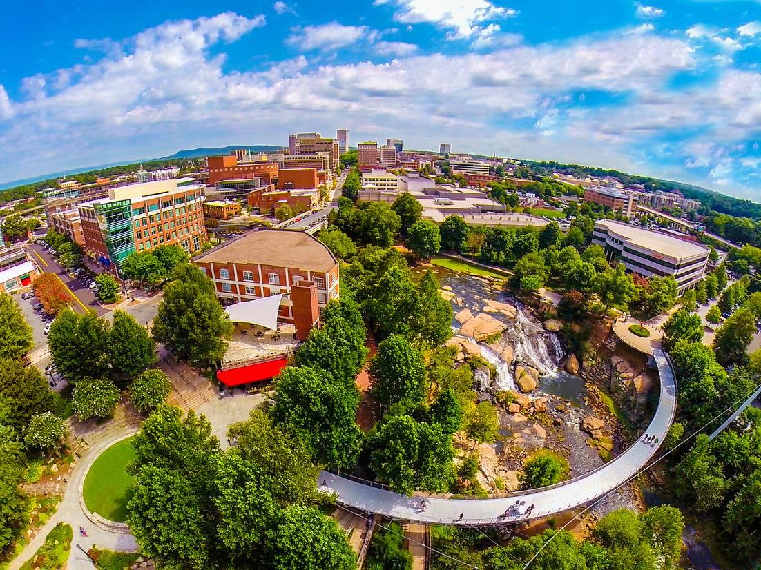 11 Undeniable Reasons To Visit Greenville South Carolina