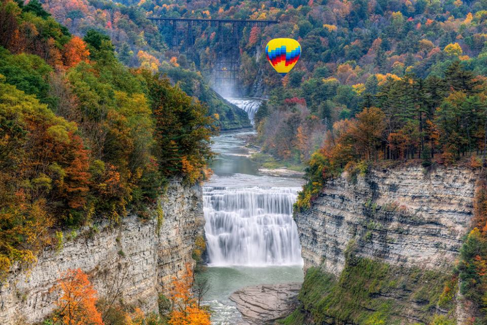 Letchworth State Park In Buffalo Worth A Visit