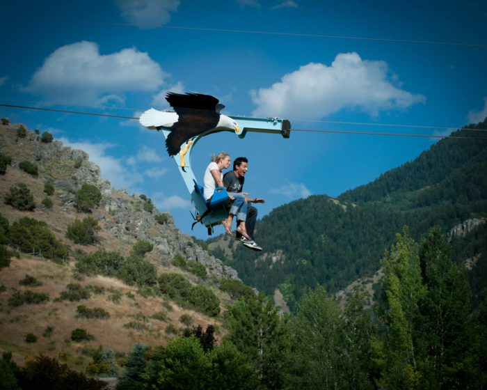 Turner Falls Zipline Is An Epic Adventure For All Ages In