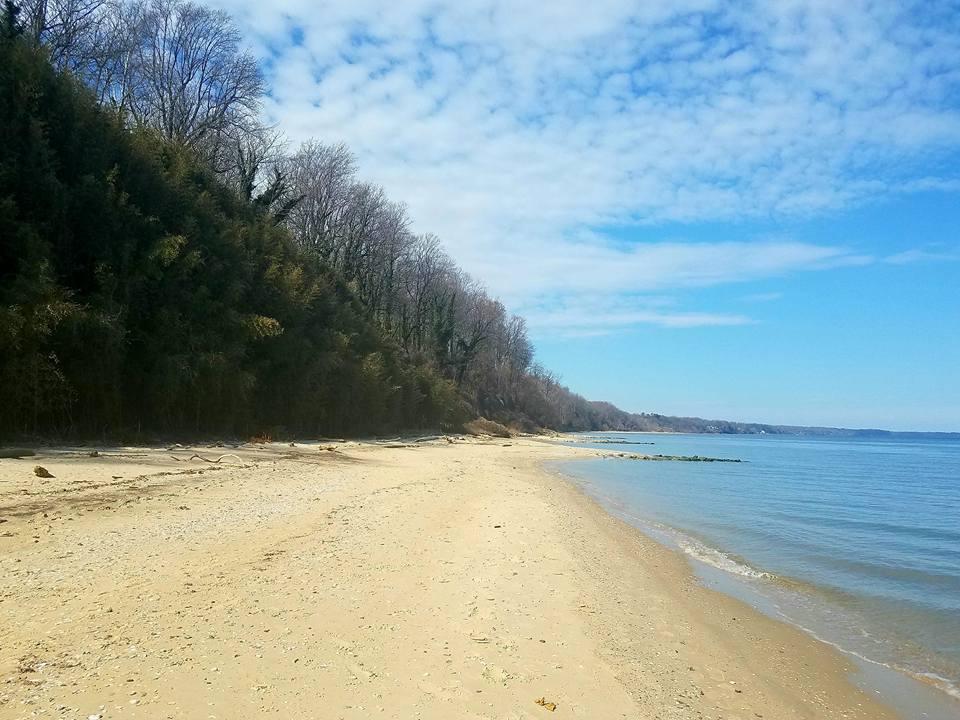 Matoaka Beach Is The Hidden Beach In Maryland Thats Off
