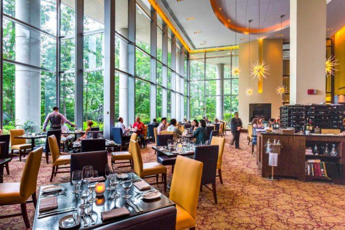 The 10 Most Beautiful Restaurants In Washington DC