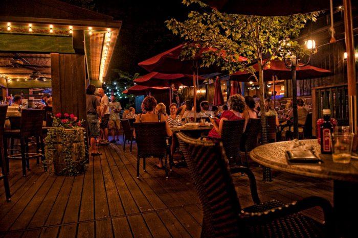 10 Best Restaurants With Spectacular Outdoor Patios In