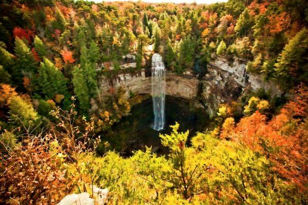 Fall In Maine Wallpaper Arbortrek Is An Epic Canopy Course In Tennessee