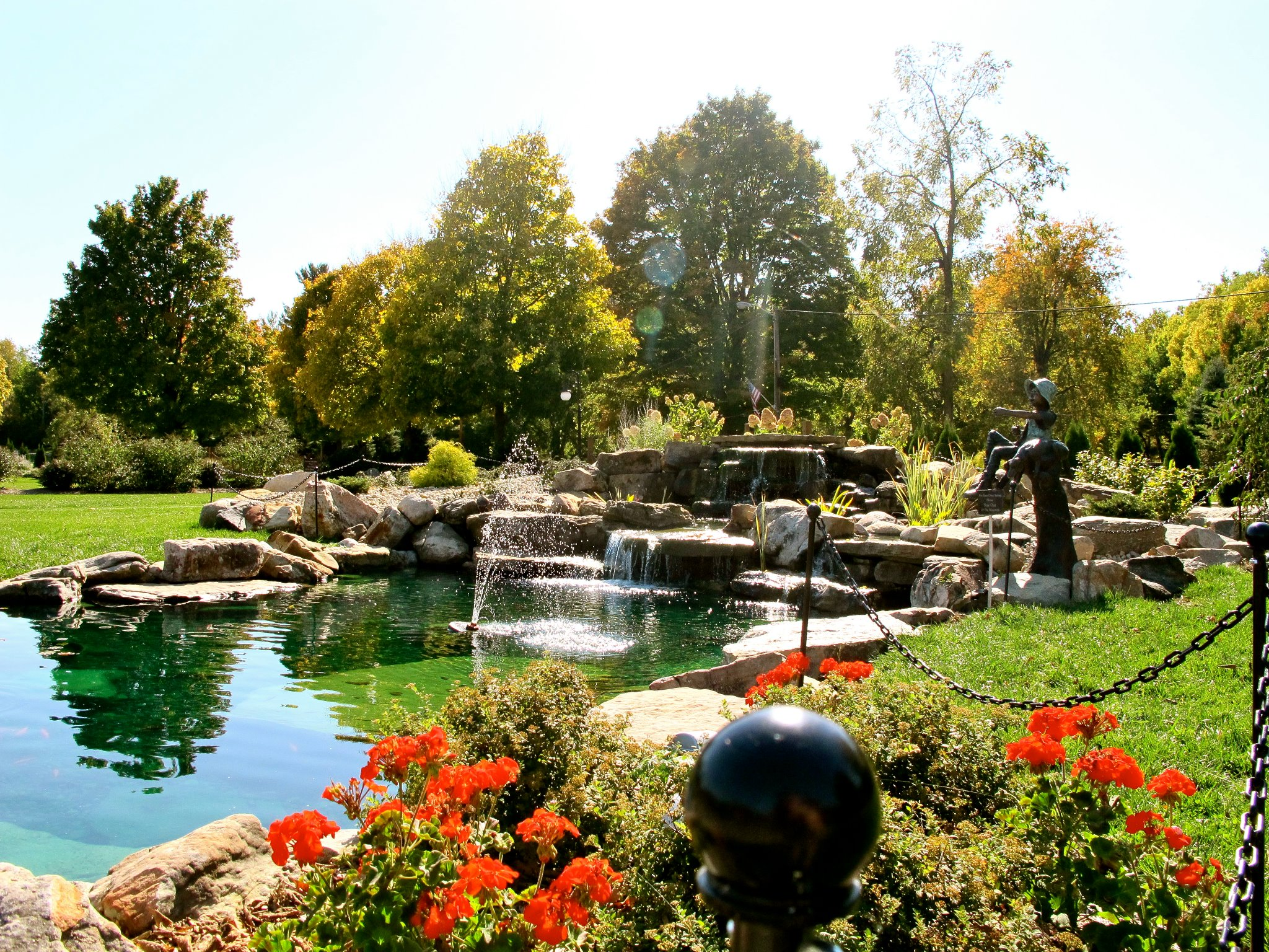 9 Of The Most Beautiful Small Parks In Indiana