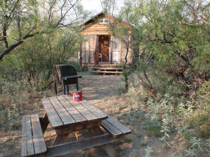 Faywood Hot Springs Is A Beautiful Secluded Glampground In