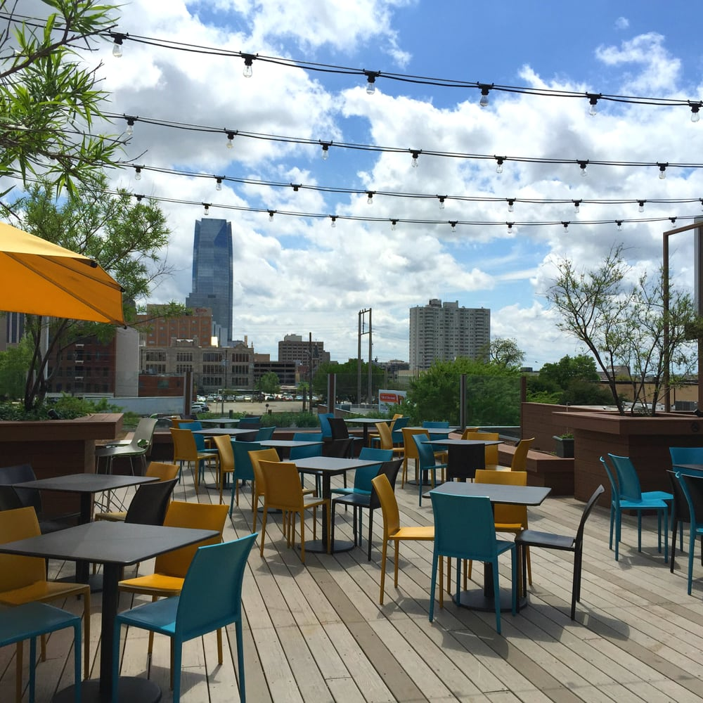 Packards American Kitchen The Rooftop Restaurant In
