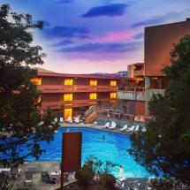 Hot Springs Oregon Kah Nee Ta Resort