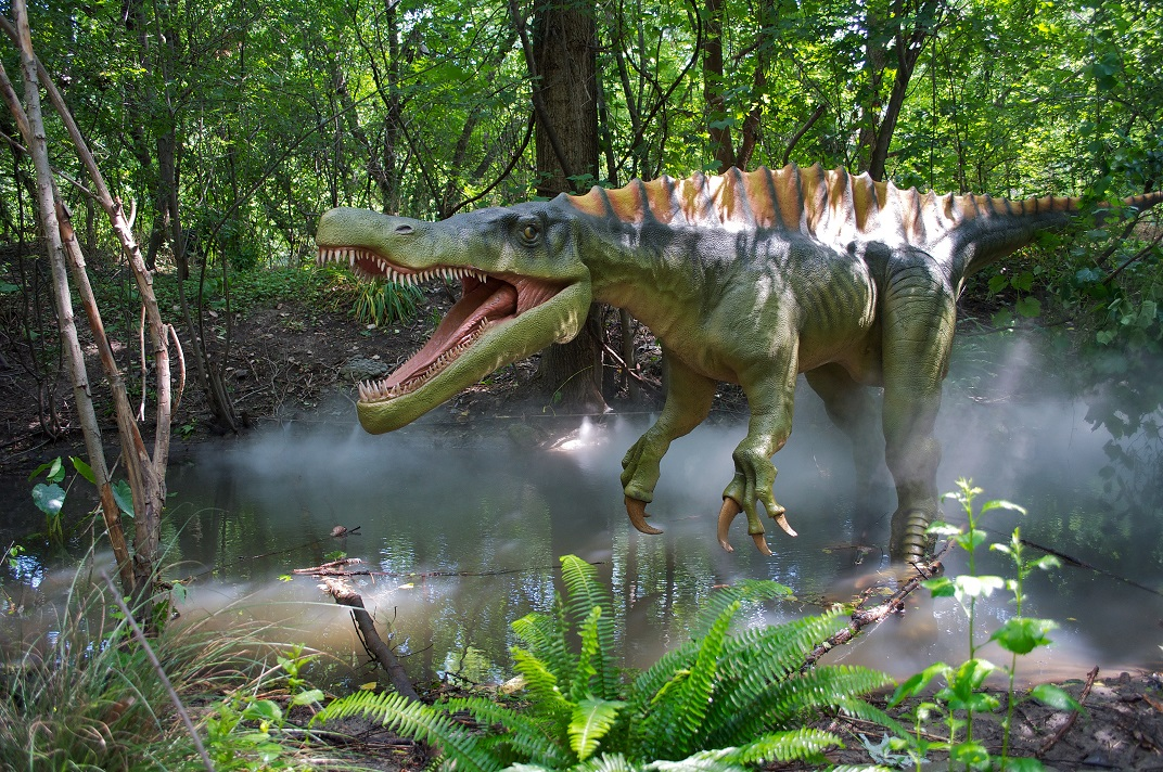 A New Dinosaur Attraction Has Arrived At The Pittsburgh Zoo  PPG Aquarium