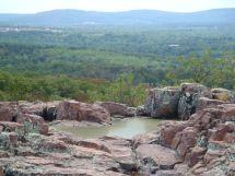 Hidden Missouri Hiking Trail With Amazing Views