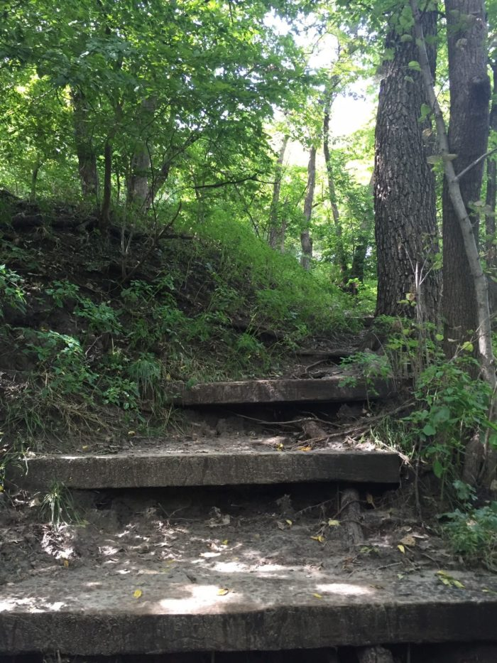 The Hiking Trails At Platte River State Park Are Some Of