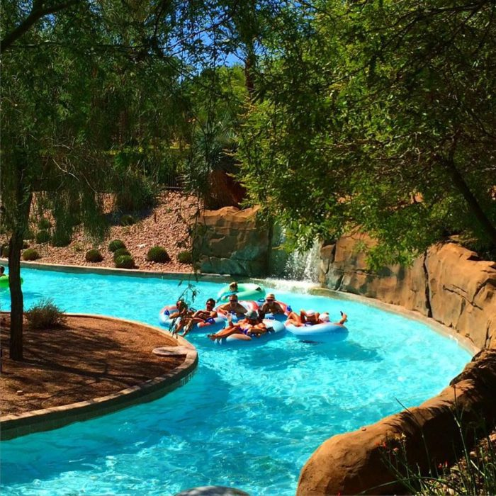7 Incredible Lazy Rivers For Tubing In Arizona