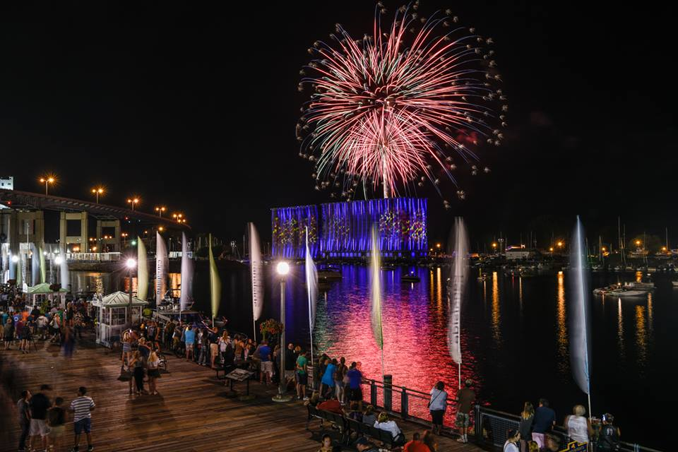 The Best 4th Of July Fireworks Shows In Buffalo In 2017