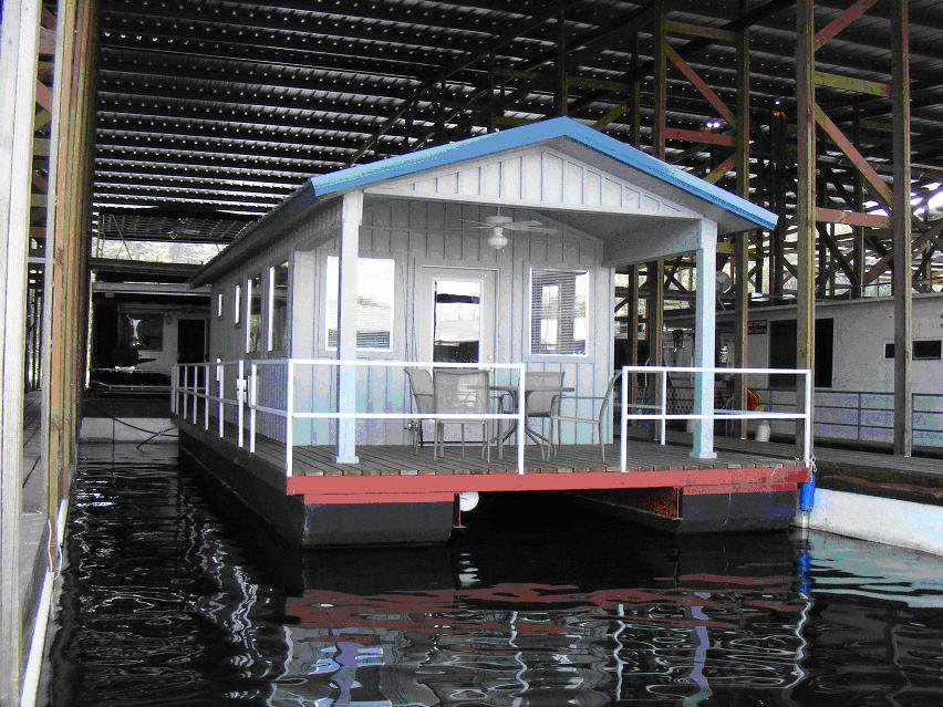 Kirby Landing Marina  Motel These Floating Cabins In