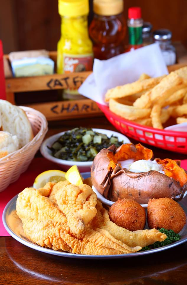 Fish And Eat Restaurant