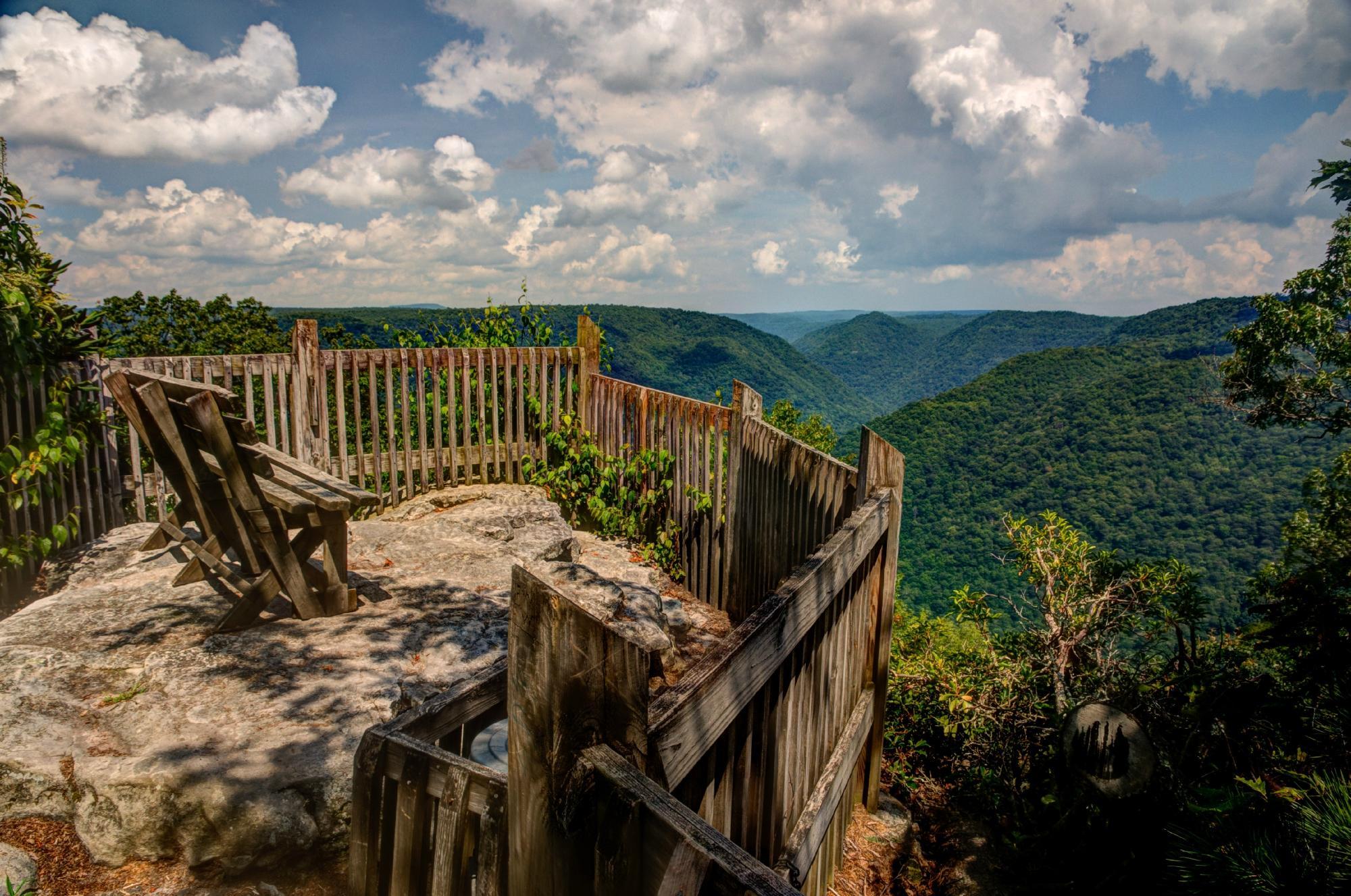 The 5 Best Hikes In West Virginia