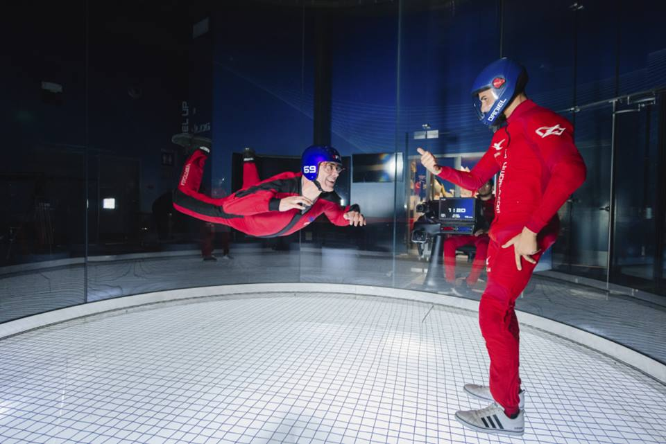 IFLY King Of Prussia This Epic Wind Tunnel In