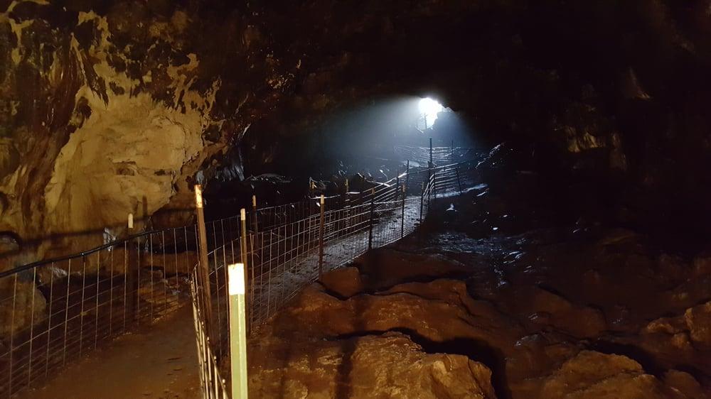 Visit Idaho S Underground Mammoth Cave And Bird Museum