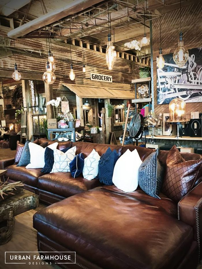 Urban Farmhouse Designs Is A OneOfAKind Furniture Store