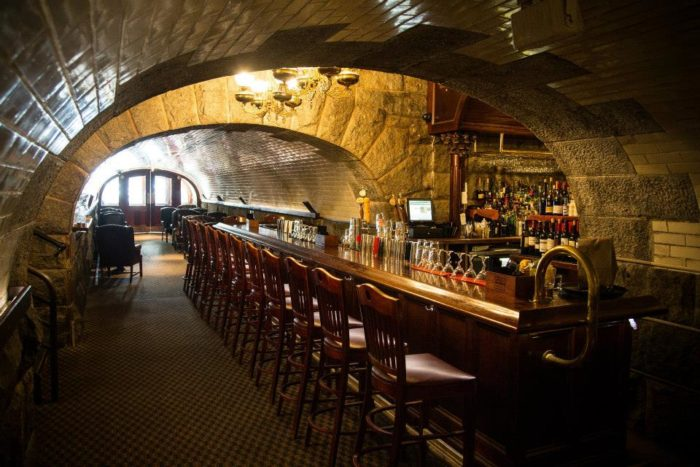 This Underground Tunnel In Massachusetts Is Actually A Bar
