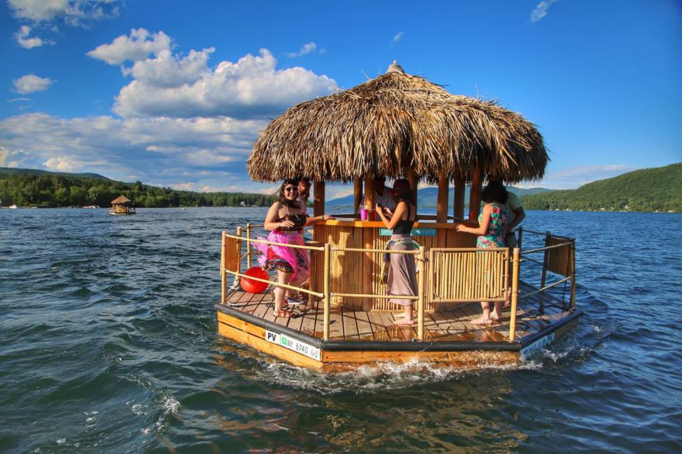 The One Of A Kind Tiki Tours In Lake George New York You