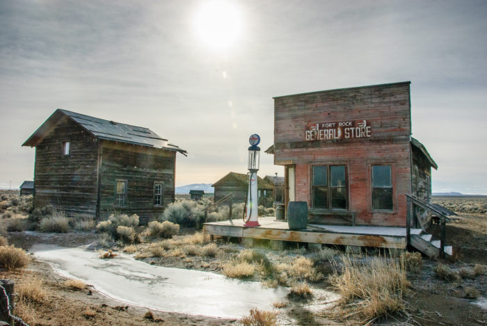 Go Back In Time For A Day With This Historic Central Oregon Road Trip