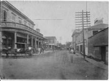 Historic Merchant Street Honolulu