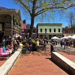Adirondack Chairs Portland Oregon Cheap Papasan Chair 11 Welcoming Small Towns In Georgia Where You'll Feel Like Family