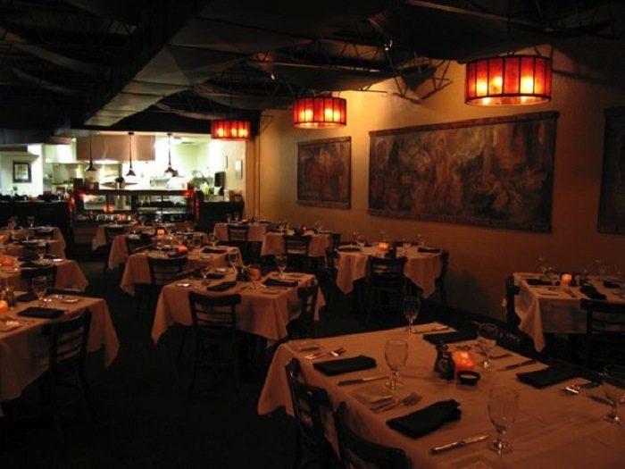 Downtown Restaurants Huntsville Alabama