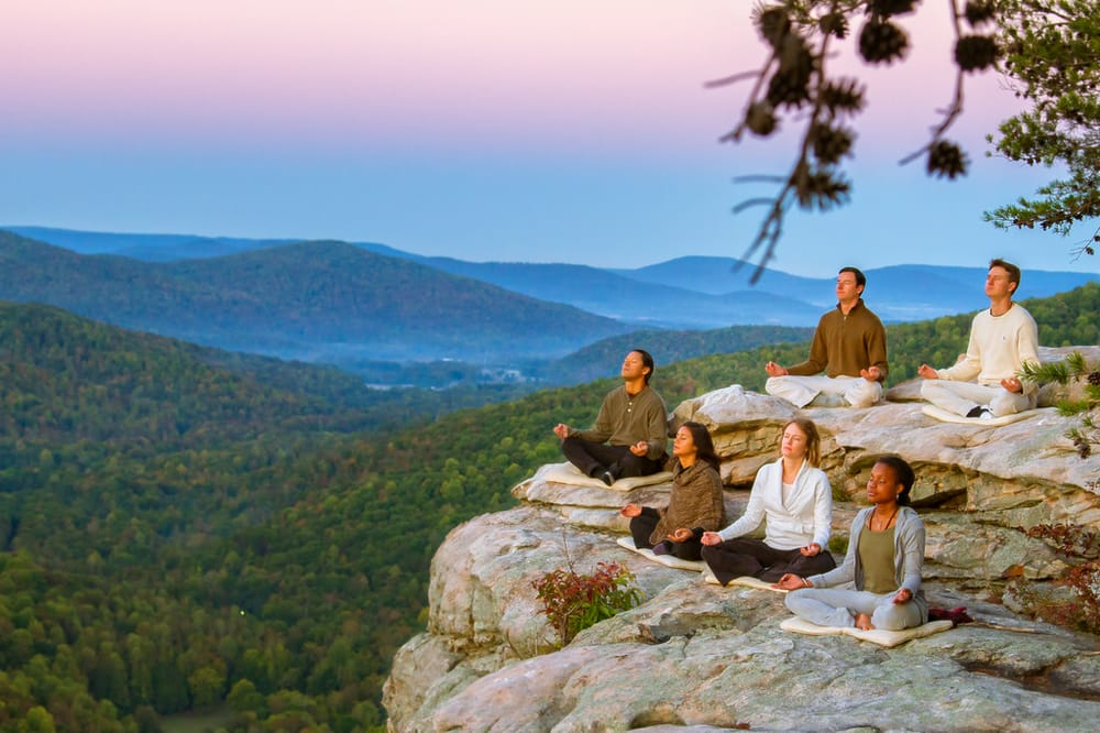 ISHA Institute A Retreat Just Outside Of Nashville That