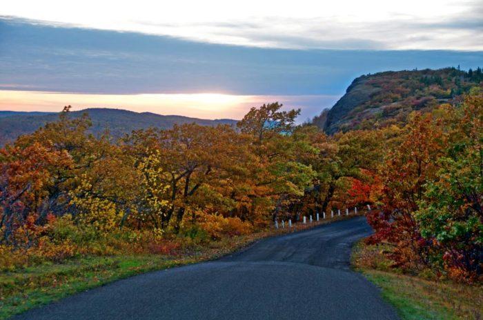 Michigan Fall Colors Wallpaper The Ultimate Fall Foliage Road Trip Through Michigan