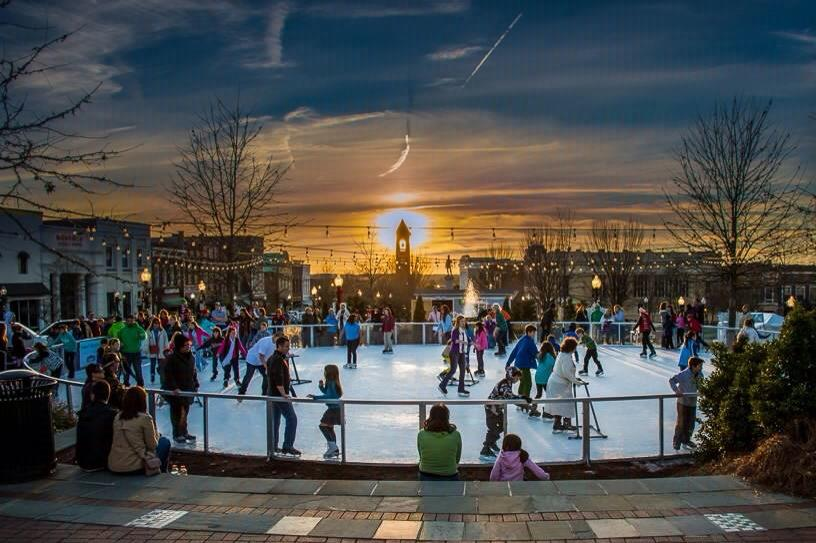 5 Best Outdoor Ice Skating Rinks In South Carolina